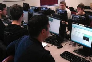Collegiate Cyber Defense Competition - State Qualifing Team